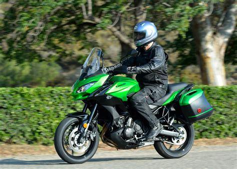 2015 Kawasaki Versys 650 LT: MD Ride Review