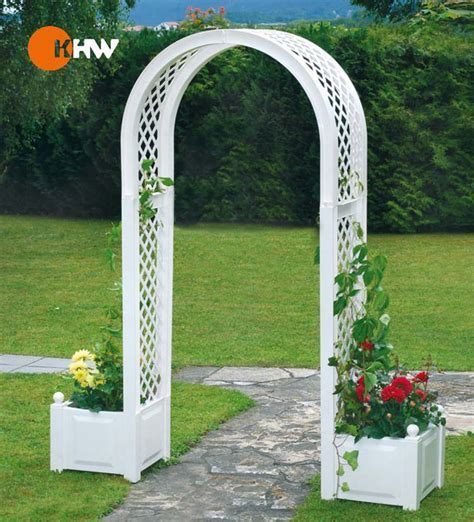 Garden Arch With Planters by Aoyama Trading Rakuten Global Market Planter