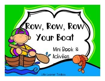 row your boat kindergarten nursery rhymes row row row your boat by little learner