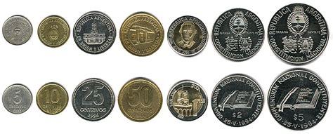 currency ars peso argentin monnaie drapeaux des pays