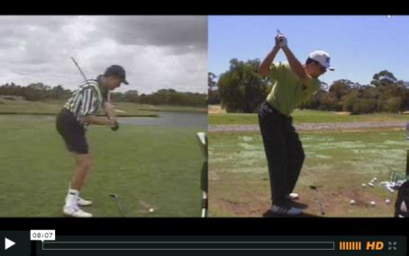 gary edwin golf swing swing models comparison gary edwin golf