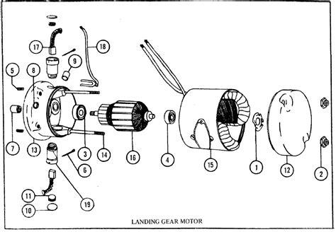 electric motor parts diagram brush motor diagram impremedia net
