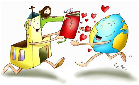 imagenes catolicas fano dibujos de fano kerigma compartir el regalo a toda la