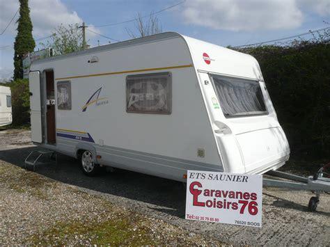 vend caravane d occasion burstner amara 470 avec lit