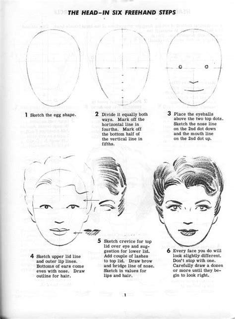 tutorial menggambar orang dengan pensil sma negeri 3 kuningan proporsi wajah manusia dan cara