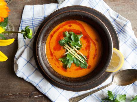 tuerkische linsensuppe rezept mit roten linsen kitchen