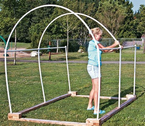 hoop houses wshg net step by step instructions extending the season with a hoop house