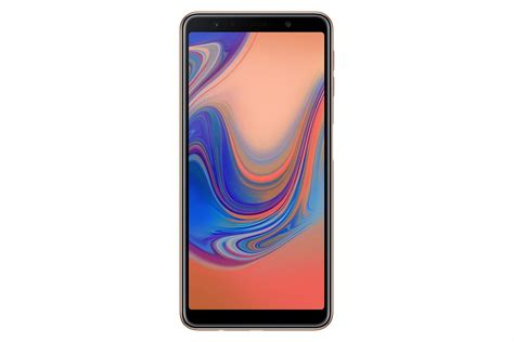 samsung galaxy a7 2018 launches in india with rear cameras and exynos 7885 soc