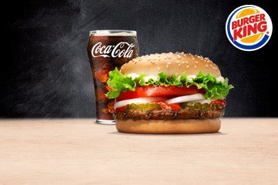 combo whopper jr de burger king   sol  movistar