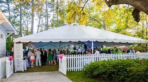 rent a backyard for a wedding backyard tent wedding receptions ruths house event rentals