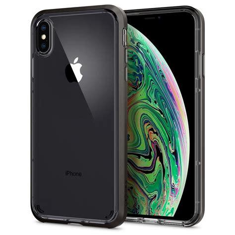 iphone xs max case neo hybrid crystal spigen