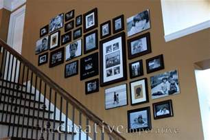 how to hang wall the creative imperative stairway gallery wall