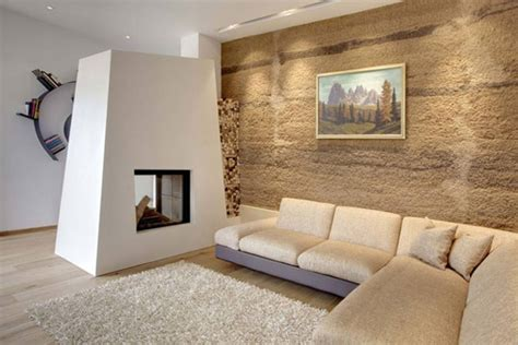 Outdoor Fireplaces On Pinterest - unusual central fireplace design