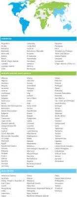 2012 deloitte global report locations