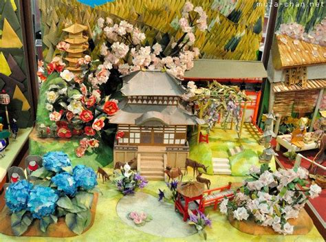 origami diorama masterpieces  great place