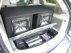 Chrysler Pacifica Subwoofer Chrysler Pacifica Subwoofer