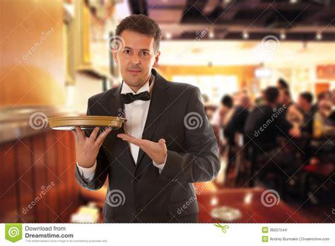 professional waiter stock images image 36037544