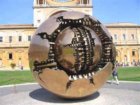 sculpture now world of sphere sculptures around the world utaot