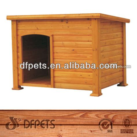 cheap dog houses cheap wooden dog houses dfd025 view dog houses dfpets dog houses product details