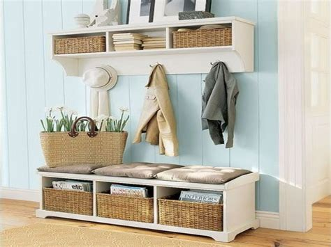 entryway furniture clever furniture entryway storage bench ideas small and