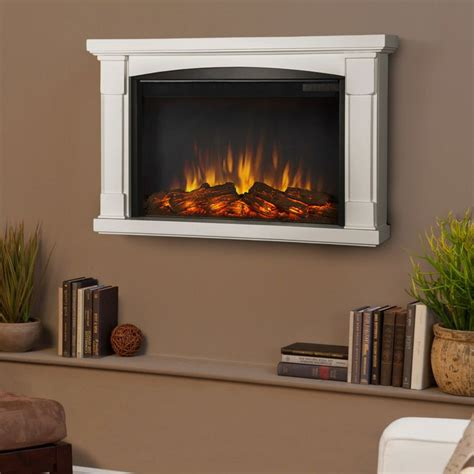 wall hanging electric fireplace heater 25 best ideas about wall mount electric fireplace on