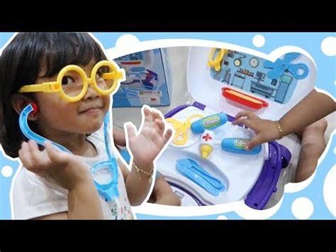 Mainan Dokter Dokteran Kit aruna beli mainan alat dokter dokteran doctor kit