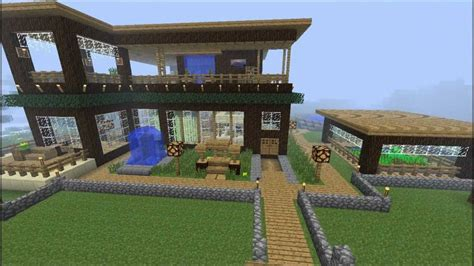 coolest house in the world probably one of the best minecraft house in the world youtube