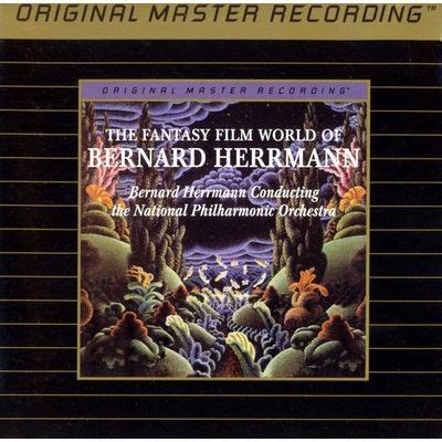 fantasy film buy the fantasy film world of bernard herrmann original