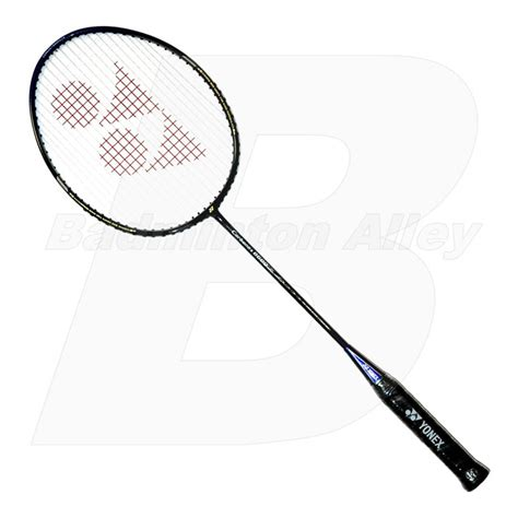 yonex carbonex 8600 titanium black navy badminton racket