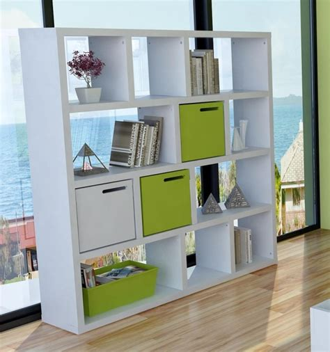 modern wall shelving units