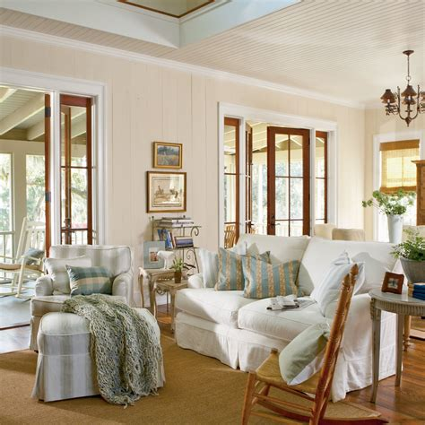 cottage websites 100 comfy cottage rooms coastal living
