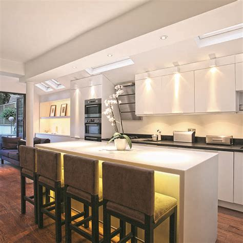 kitchen island lighting uk kitchen lighting ideas ideal home
