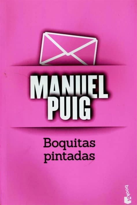 libro boquitas pintadas heartbreak tango agencia literaria schavelzon graham