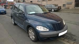 Chrysler Pt Cruiser Limited Edition Chrysler Pt Cruiser Limited Edition In N 252 Rnberg Januar