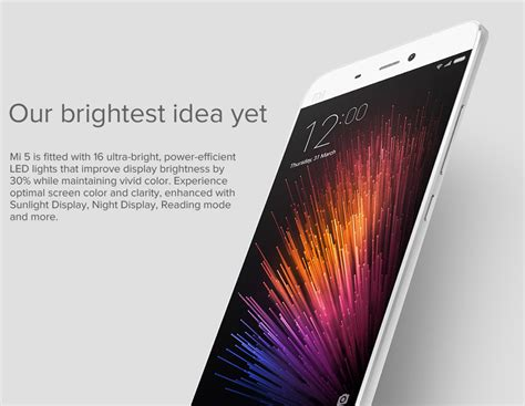 Mi 5 128gb xiaomi mi 5 pro discount price on buy mi 5 128g after