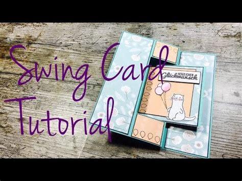 carding tutorial german diy kullerkarte tutorial deutsch funnydog tv