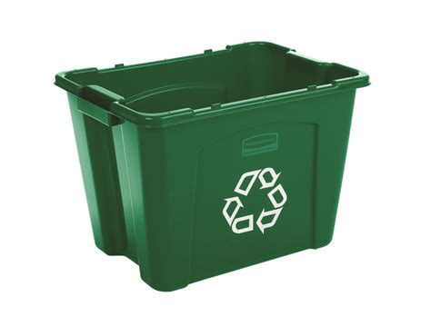 L Recycle Boxes recycling boxes rubbermaid recycle bins recycle away