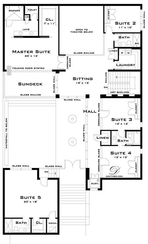 modern family house plans 4721