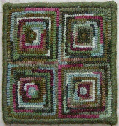 rug hooking for beginners hooked rug gallery beginner square cindi rug hooking