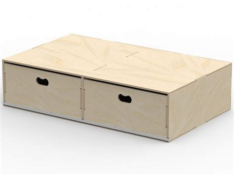 Birch Drawers by Birch Plywood Floor Drawers 2 Drawer