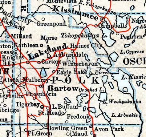 polk county 1914