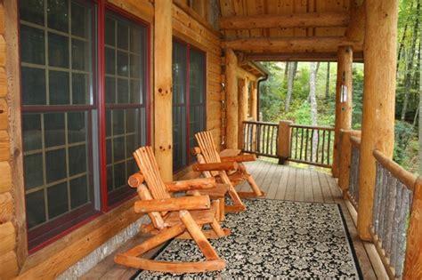 log cabin porch log cabin porch log cabins pinterest