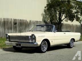 1965 Ford Galaxie For Sale 1965 Ford Galaxie For Sale In Escondido California