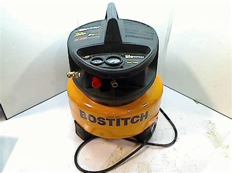stanley bostitch c pack 300 air compressor used
