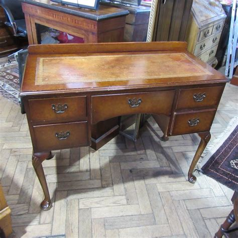 antique writing desk antique walnut writing desk antiques atlas