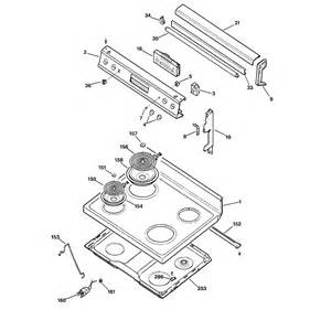Washer parts diagram on ge cooktop electric range wiring diagram