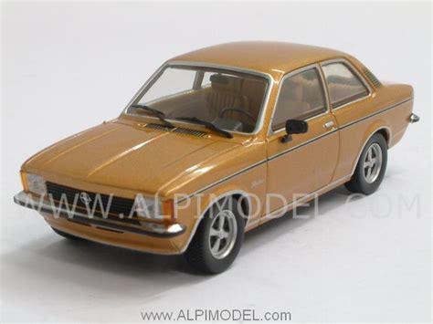 opel gold minichs opel kadett c 1978 bernstein gold metallic 1