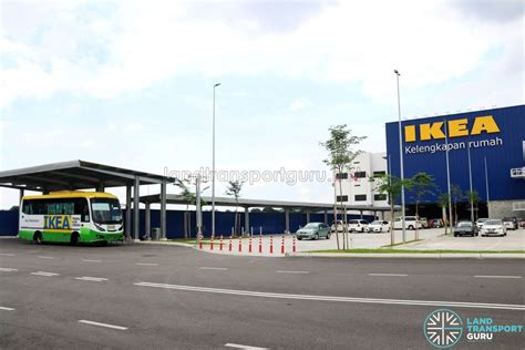 ikea pick up point getting to ikea tebrau by bus land transport guru