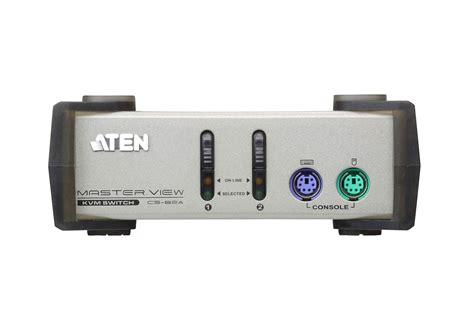 Kvm Switch 2 Port Ps 2 2 port ps 2 vga kvm switch cs82a aten desktop kvm switches