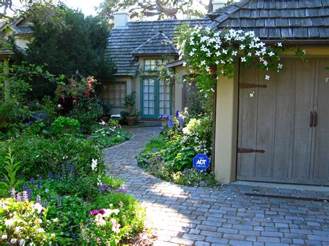 the cottage garden at 5 casanova st once upon a time